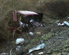 Alkollü sürücü yolda arıza yapan araca çarptı: 5 yaralı