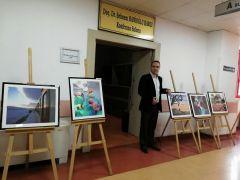 Ameliyathane personelinden fotoğraf sergisi