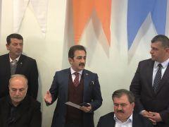 """Bakan Yardımcısı Mustafa Aksu: """"Başkanlarım  ararsa gece 3'de kalkıp cevap veririz """""""