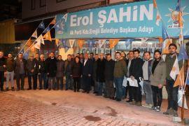 Balı gençlerinden Erol Şahin'e açık destek