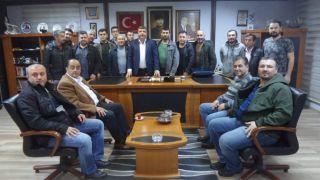 Başkan Demirtaş Türk Metal ve Erdemir yöneticilerini kutladı
