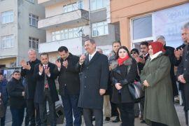 Başkan Uysal Kemer ve Balı halkıyla buluştu