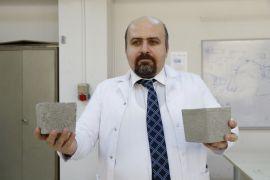 Bir yıl üzerinde çalıştılar, seramik artıklarından ucuza dayanıklı köpük beton ürettiler