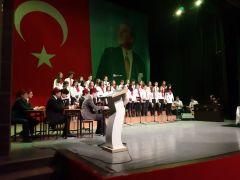 Çaycuma'da İstiklâl Marşı ve Mehmet Akif Ersoy anıldı