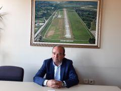 Cumhurbaşkanı Erdoğan'ın sözünü verdiği havalimanında test sürüşleri başladı