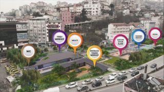Dr. Ömer Selim Alan, Nergis Park projesini yerinde tanıttı