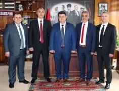 GMİS'in yeni başkanı teşekkür etti