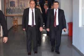 Kavlak'tan Demirtaş'a teşekkür ziyareti