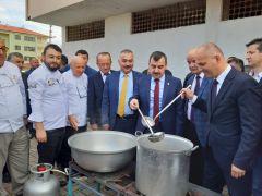 Perşembe'de 'Gara Mancar' festivali düzenlendi