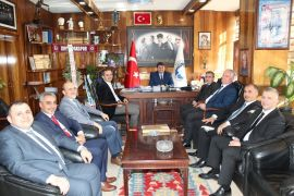TTK Genel Müdürü Eroğlu, GMİS'i ziyaret etti