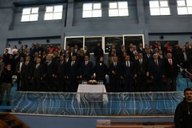 TTK bin işçi alımı kura töreni