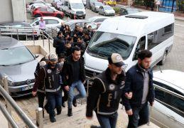 Zonguldak'ta FETÖ/PDY operasyonunda 10 şüpheli adliyede