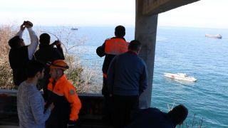 Zonguldak'ta planlama müdürü kayalıklardan atlayarak intihar etti