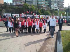 23 Nisan Ulusal Egemenlik ve Çocuk Bayramı Alaplı'da coşkuyla kutlandı