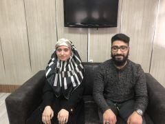 Alman genç kız müslüman oldu, Zuhal ismini aldı