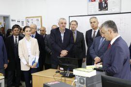 BAKKA desteğiyle kurulan Endüstri 4.0 Eğitim Laboratuvarı açıldı