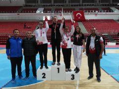 Çaycuma'ya Türkiye ikinciliğini getirdi