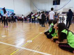 Çocuklar 23 Nisan oyunlarıyla şenlendi