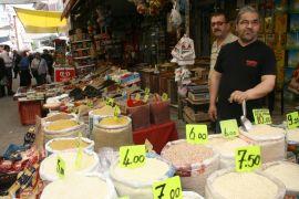 Devrek pazarında Ramazan ayı hareketliliği