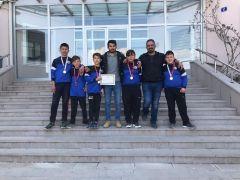 Köy okulunun büyük başarısı