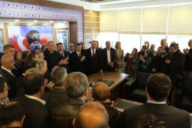 Kozlu Belediye Başkanı Ali Bektaş makamı devir aldı