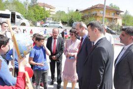 Öğrenciler tarafından 4006 Tübitak Bilim Şenliği düzenlendi