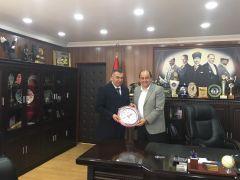 Şahin ve Gövce'den Demirtaş'a ziyaret
