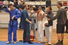 Üniversiteler arası Judo Şampiyonası başladı