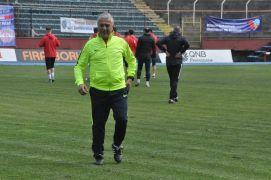 Zonguldak Kömürspor'un Teknik Direktörü Cahit Terzi;