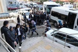 Zonguldak merkezli 10 ilde FETÖ operasyonu: 23 şüpheli adliyeye sevk edildi