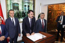 Çevre Bakanı Kurum müjdeyi verdi, 13 yıllık atıl alan Milli Emlak'a devredildi
