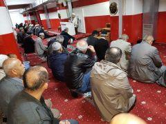 Devrek'te Ramazan Ayının ilk Cuma namazı yoğun bir cemaat ile idrak edildi
