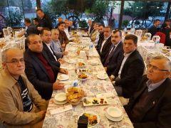 Devrek AK Parti teşkilatı iftarda buluştu