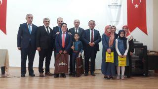 Devrekli öğrenciler Kur'an-ı Kerim okumasında birinci oldular