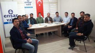'Eğitime Destek Platformu' için toplandılar