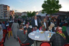 Gülüç'te 3 bin kişi Başkan Demirtaş'ın iftarında buluştu