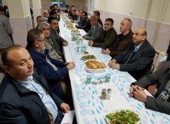 Gürbüzler Kur'an Kursu'ndan iftar etkinliği