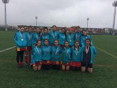 Hokey takımı Bolu'daki Türkiye finallerine katılacak