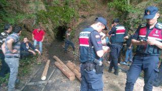 Maden ocağında göçük: 1 işçi mahsur kaldı