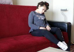 (Özel) 9 Yaşındaki Esma'nın akülü sandalye hayali