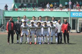 U-19 Türkiye Şampiyonası yarı finalleri başladı