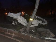 Zonguldak'ta trafik kazalarında 48 kişi hayatını kaybetti
