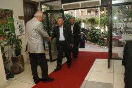Başkan Bozkurt muhtarlarla iftar programında bir araya geldi