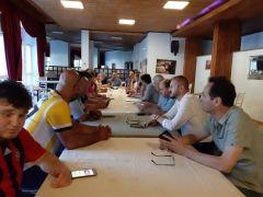 Çaycuma Spor Kulübünün kongresi gerçekleşti