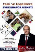Devrek Belediyesinden ücretsiz kuaförlük hizmeti