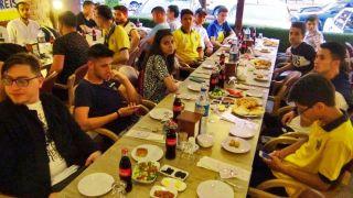 Genç Fenerbahçeliler iftarda buluştu