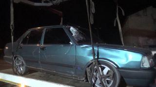 Genç kıza vurup kaçan sürücü yakalandı