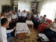 İstanbul'da yaşayan gurbetçilerden Yıldırım'a destek istedi