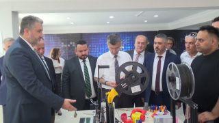 MÜSİAD Genel Başkanı Kaan BİLSEM'i inceledi