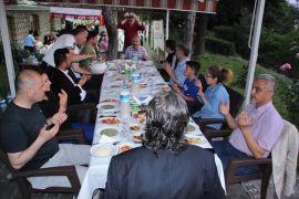 ZGC geleneksel iftar programıyla gazetecileri ağırladı